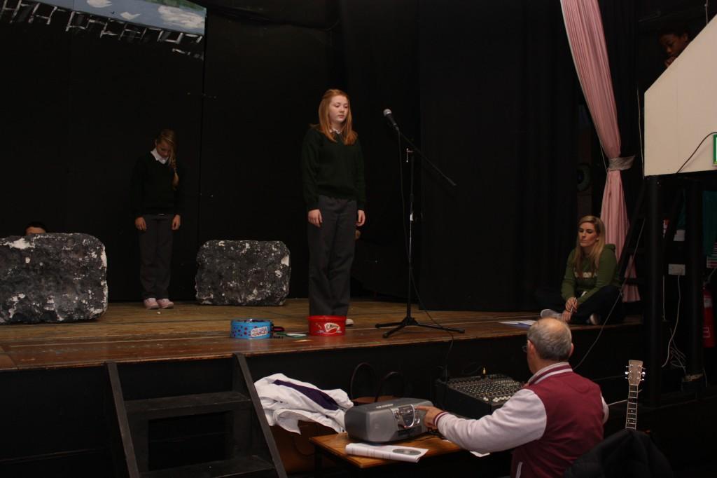 Panto Rehearsal Thursday 010