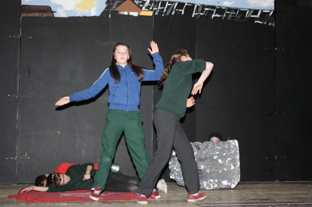 Panto Rehearsals-Friday 008