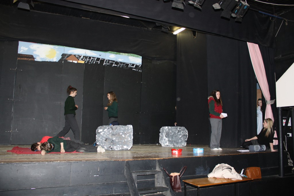 Panto Rehearsals-Friday 011