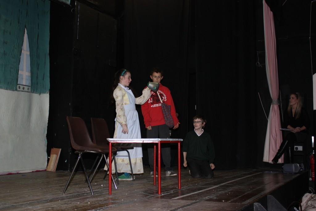 Panto Rehearsals-Friday 014