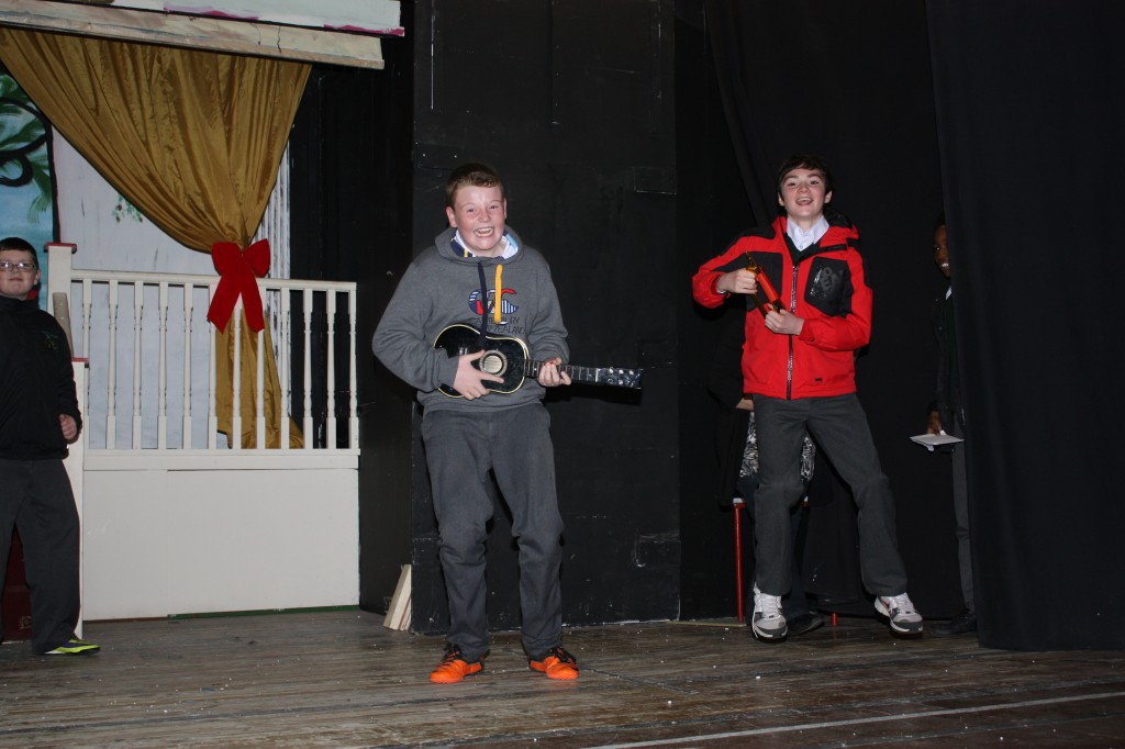 Panto Rehearsals-Friday 019